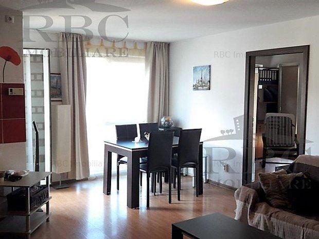 Apartament 2 camere etaj intermediar Floresti   - imaginea 1