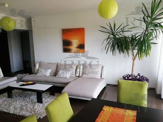 Apartament 3 camere in cartier Plopilor - imaginea 1