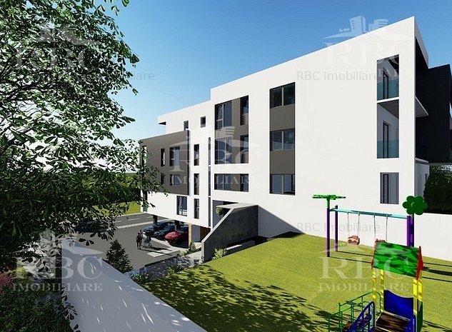 Apartament 2 camere cu garaj si boxa bloc nou Grigo Vest - imaginea 1