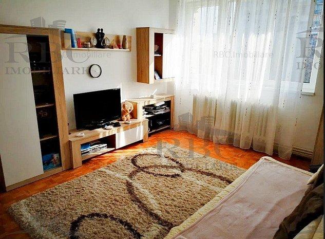 Apartament cu 2 camere cartier Gheorgheni zona Mercur   - imaginea 1