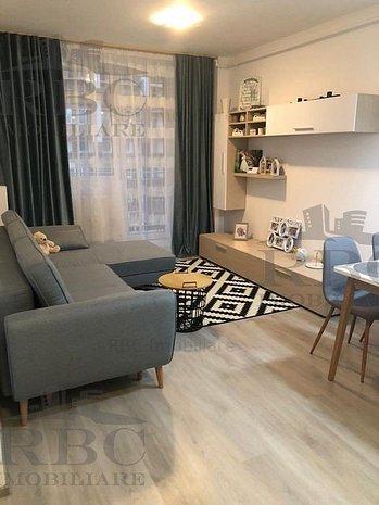 Apartament 3 camere cu garaj Iris - imaginea 1