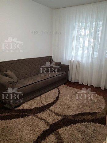 Apartament 3 camere etaj intermediar Manastur - imaginea 1