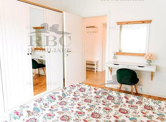 Apartament la cheie 2 camere in ansamblu privat Iris - imaginea 1