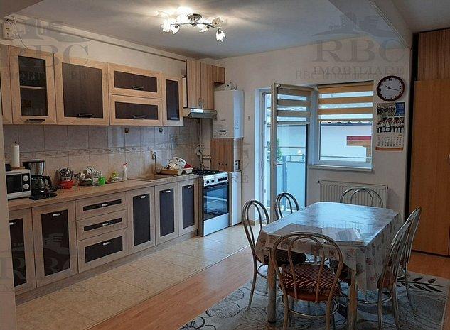Apartament cu 2 camere decomandate in vila cu 5 ap in Apahida - imaginea 1