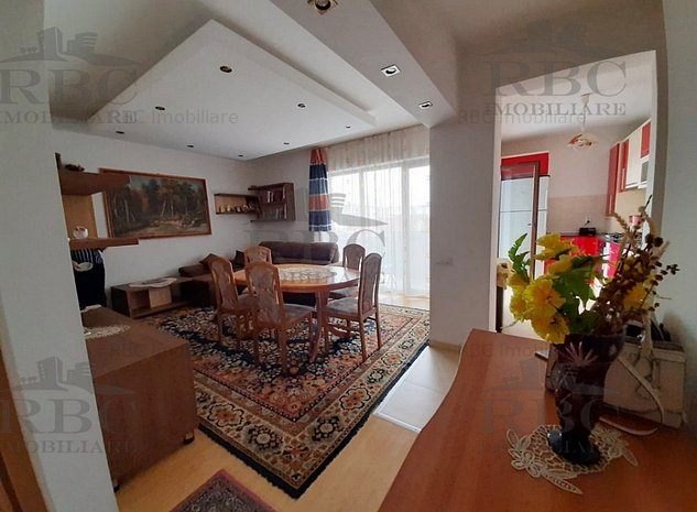 Apartament cu 3 camere Marasti, zona strazii Dunarii - imaginea 1