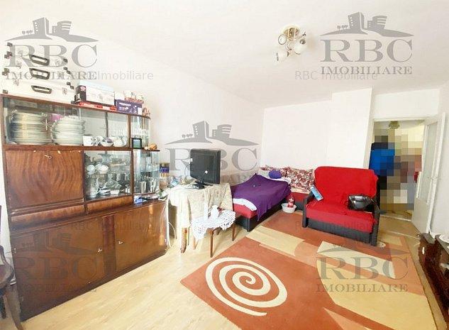 Apartament 2 camere decomandat etaj intermediar Marasti - imaginea 1