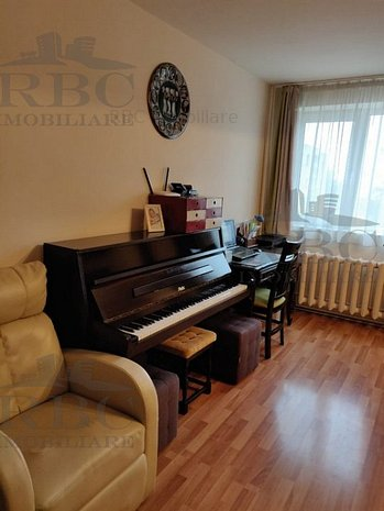 Apartament 3 camere zona Restaurantului Boema in Manastur - imaginea 1