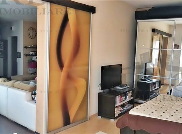 Apartament 2 camere mobilat utilat Piata Mihai Viteazu - imaginea 1
