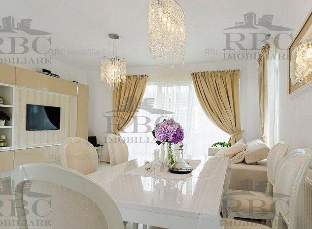 Apartament 3 camere cu terasa Buna Ziua - imaginea 1