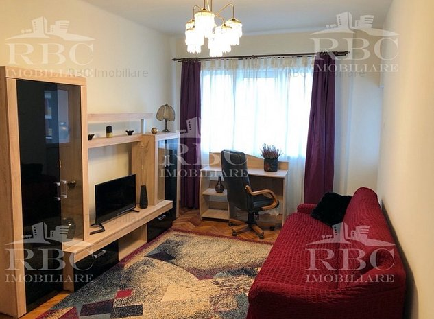 Apartament 2 camere confort sporit complet renovat - imaginea 1