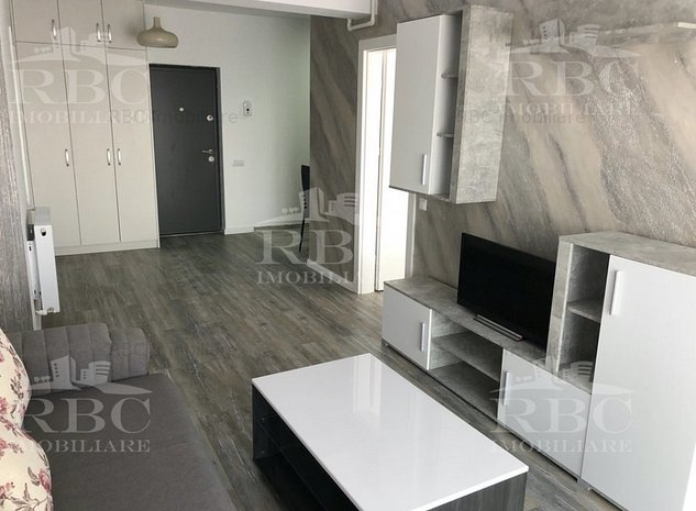 Exclusivitate - Apartament 3 camere cu parcare subterana Marasti - imaginea 1