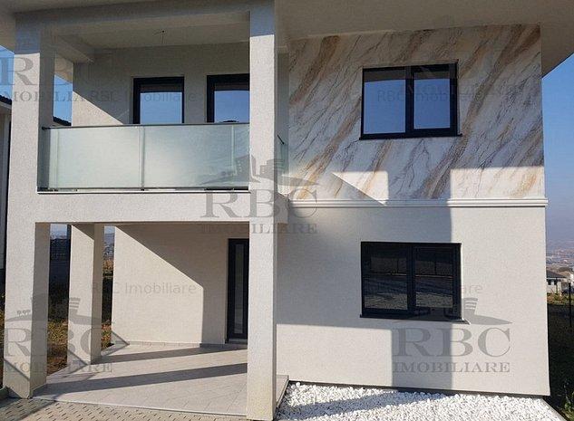 Casa individuala la cheie cu teren 550 mp in Dezmir - imaginea 1