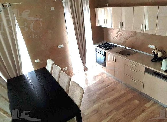 Duplex 3 dormitoare cu terasa panoramica Europa prima inchiriere - imaginea 1