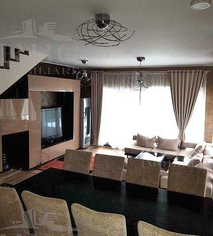 Duplex 3 dormitoare cu terasa panoramica 50 mp Europa prima inchiriere - imaginea 1