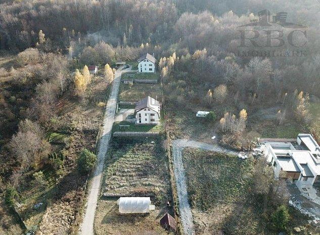 Casa unifamiliala cu 2700 mp teren in Feleacu - imaginea 1