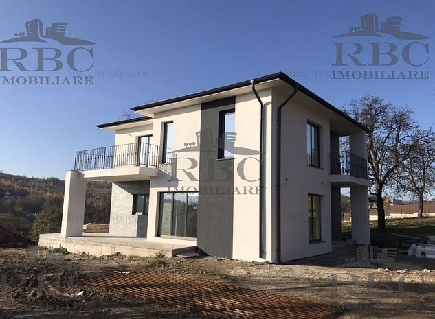 Casa unifamiliala cu teren 700 mp in Feleacu - imaginea 1