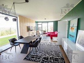 Casa de închiriat 4 camere, în Cluj-Napoca, zona Borhanci