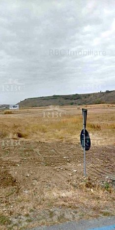 Teren 3.600 mp cu front 30 ml langa OMV Apahida - imaginea 1