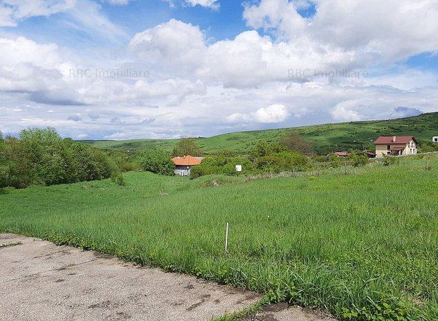 Parcele de teren de 1100 mp in Borhanci zona Bisericii Sf Ioan Botezatorul - imaginea 1