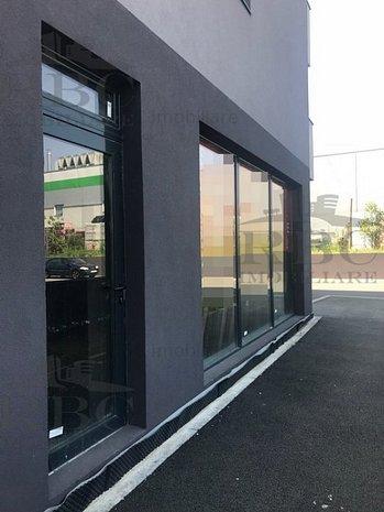 Spatiu comercial cu vitrina 136 mp si parcari Marasti - imaginea 1