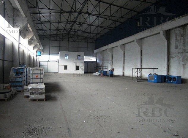 Hala productie/depozitare 1152 mp cu birouri - imaginea 1