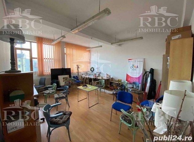 Spatiu comercial + spatiu birou de vanzare cu preluare de chiriasi in Marasti - imaginea 1