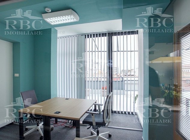 Spatii birouri la cheie 2 - 28 persoane all inclusive Central - imaginea 1
