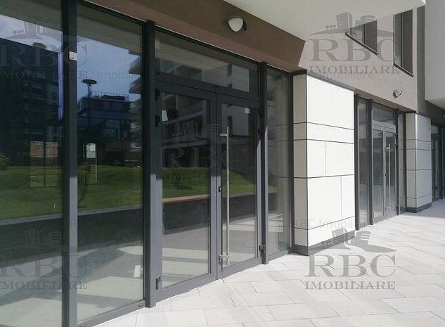 Spatiu comercial cu vitrina si parcari zona Centrala - imaginea 1