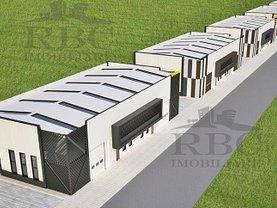 Vânzare spaţiu industrial în Floresti