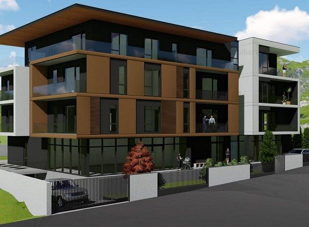 Spatii comerciale in imobil in constructie - imaginea 1