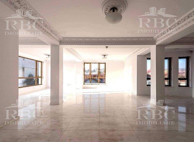 Spatiu birou 210 mp cladire moderna cu parcari, in zona Garii - imaginea 1
