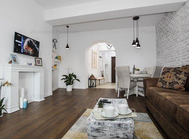 Opportunity! 100 m2 luxury apartment, Unirii Square - imaginea 1