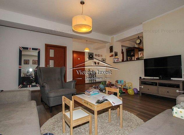 Piata Domenii - Apartament cu 3 camere Hochparter - imaginea 1