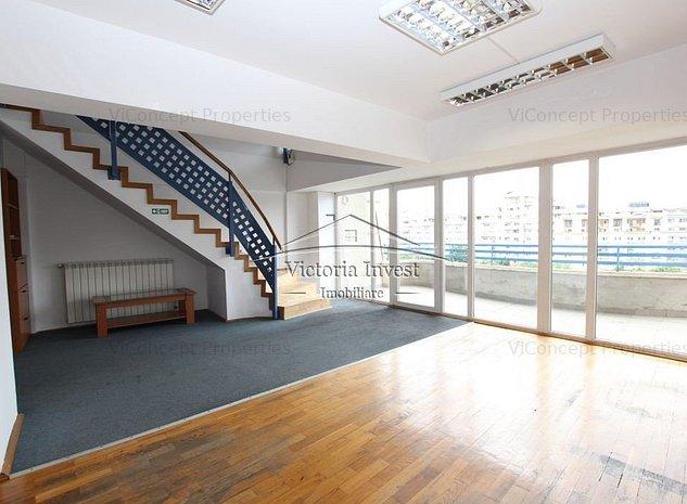 Duplex 239 mp - Bulevardul Unirii - vedere panoramica - imaginea 1