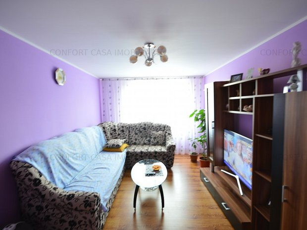 Berceni - Piata Sudului | apartament 3 camere renovat decomandat - imaginea 1
