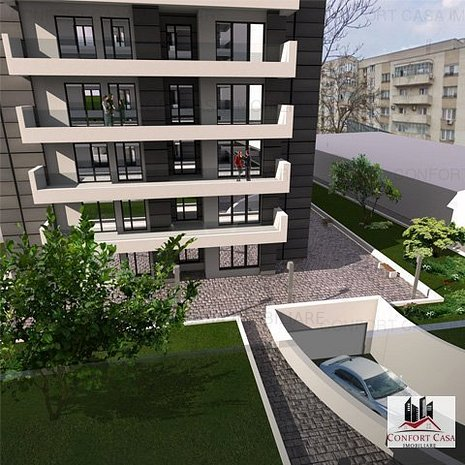 Complex New Times - Nerva Traian - Unirii, apartament 4 camere, finisaje Lux - imaginea 1