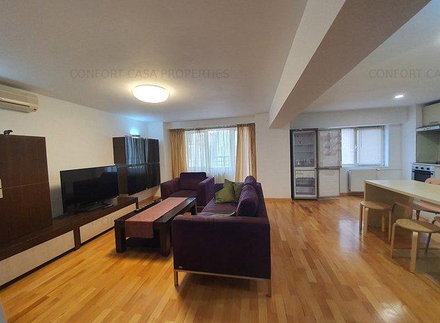 Unirii - Alba Iulia - Naturalia, apartament 2 camere, mobilat modern, stradal - imaginea 1