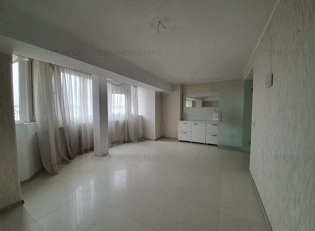 Decebal - Piata Muncii - Apartament 4 camere, nemobilat, Bloc Unicat - imaginea 1