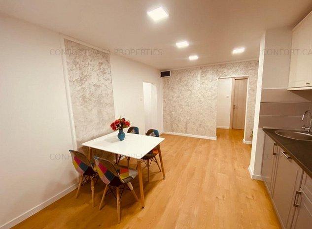Vitan Mall - metrou 5 min, apartament 3 camere, renovat recent,decomandat - imaginea 1