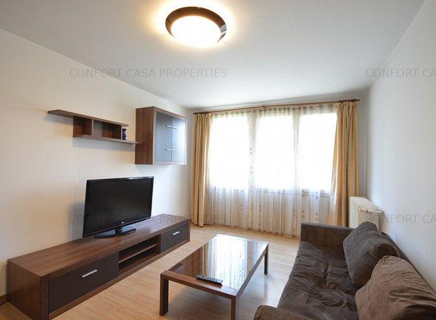3 minute metrou Titan - Parcul Titan - Apartament 2 Camere Modern - imaginea 1