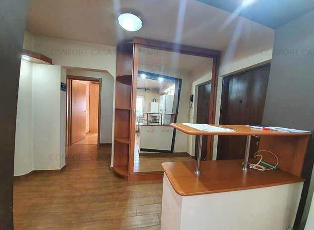 Nerva Traian - Timpuri Noi - Apartament 3 camere cu centrala proprie - imaginea 1