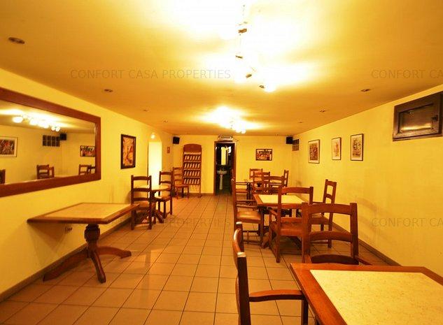Pipera - Tunari, 300 mp, pretabil orice activitate, restaurant,birouri - imaginea 1