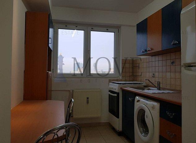 Apartament cu 2 camere Calea Dorobantilor- vedere libera, balcon mare - imaginea 1