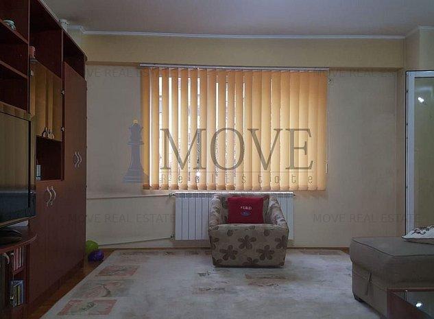 Apartament cu 3 camere de inchiriat in zona Calea Calarasilor - imaginea 1