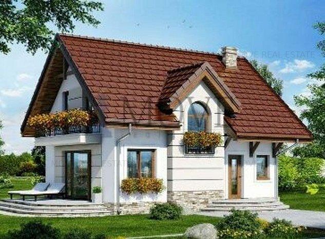Casa de vis pe malul lacului Buftea - imaginea 1