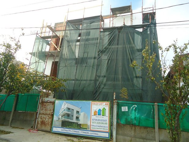 NEOFORT 48 - Studio lux bloc nou zona de nord COMISION 0 - imaginea 2