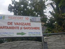 Garsonieră de vânzare, în Bucuresti, zona Andronache