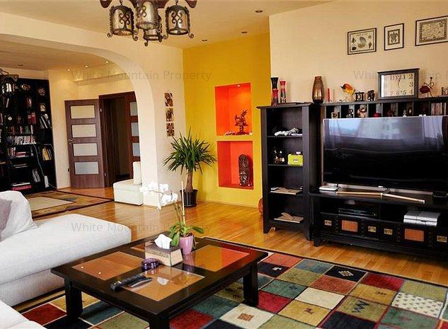 Inchiriere apartament 4 camere, Cartierul Latin,Ghencea - imaginea 1