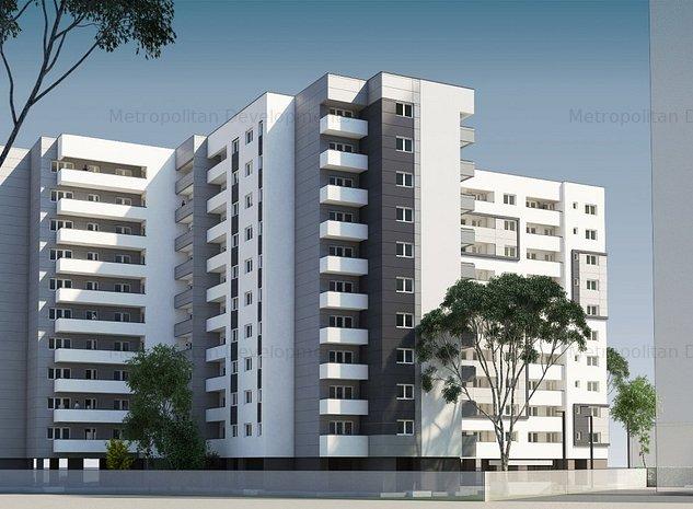 Apartament NOU - Metropolitan METALURGIEI - Metrou D. Leonida - Comis. 0 - imaginea 1
