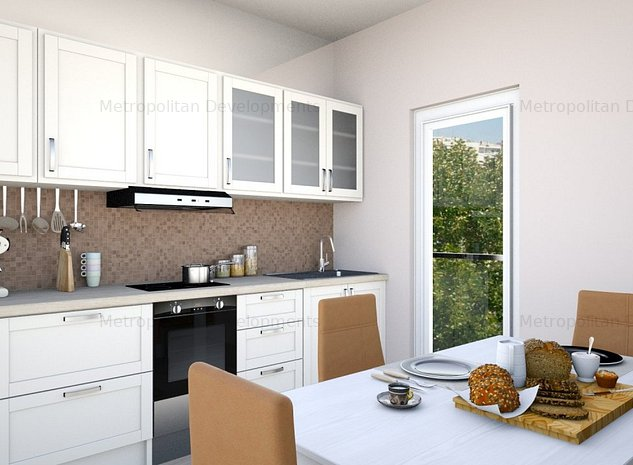 Apartament 2 camere-Metrou Dimitrie Leonida-Sector 4-Comision 0 - imaginea 1